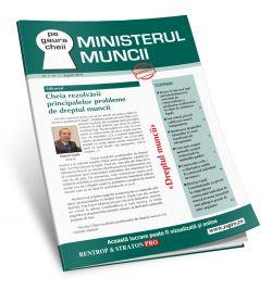 Revista de specialitate pe care o asteptau toti managerii HR - noutati legislative si subiecte de ultima ora