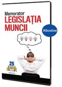 Memorator de Legislatia Muncii