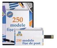 250 Modele fise de post