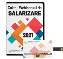 Caietul webinarului de Salarizare 2021