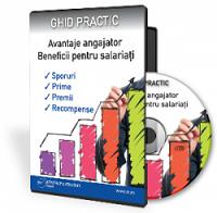 Ghid practic - Avantaje angajator. Beneficii pentru salariati