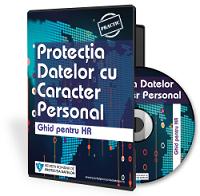 Protectia datelor personale - Ghid pentru HR