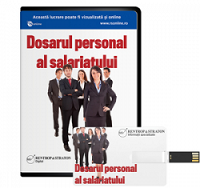 Dosarul personal al salariatului