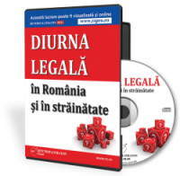 Diurna Legala in Romania si in Strainatate